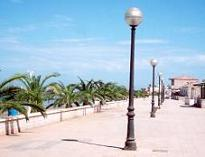 View along Mar Menor promenade